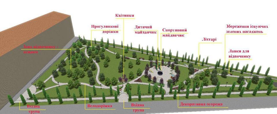 План_скверу_фото